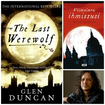 Duncan Last Werewolf Collage