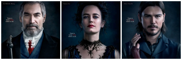 PennyDreadful Collage
