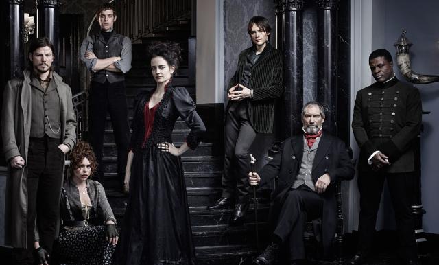 Penny Dreadful cast and characters, picture from Sky.com