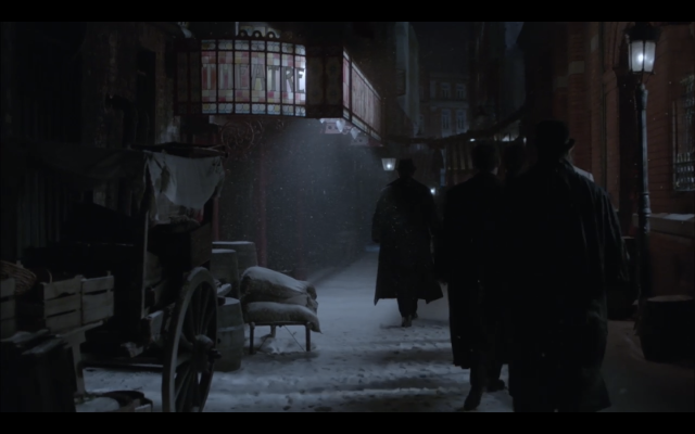 Screen shot from Penny Dreadful.