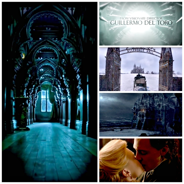 CrimsonPeak Collage