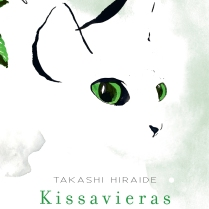 kissavieras-kirja-kansi-guest-cat-book-cover