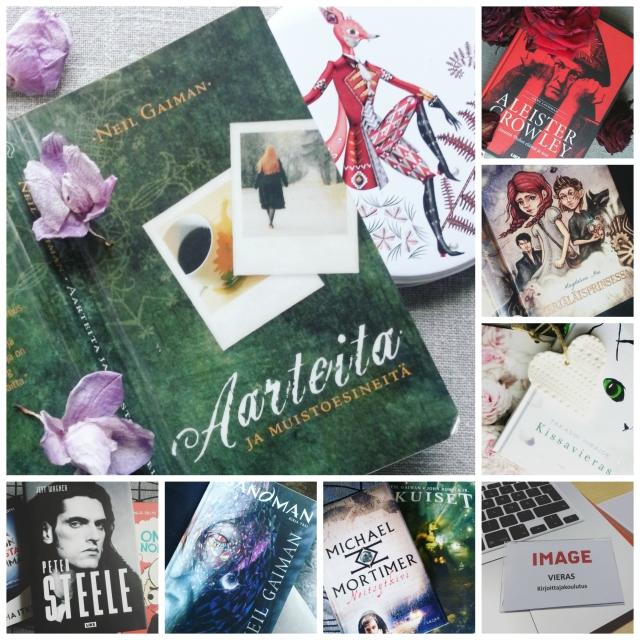 April Collage