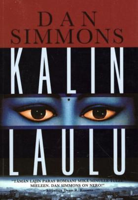 kalin-laulu-kirja-kansi-song-of-kali-book-cover