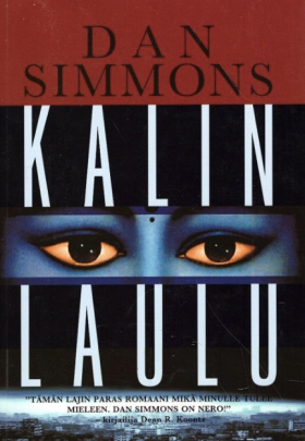 kalin-laulu-kirja-kansi-song-of-kali-book-cover
