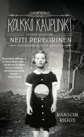 kolkko-kaupunki-kansi-ransom-riggs-hollow-city-cover