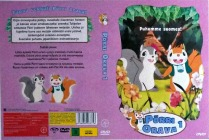 DVD inlay design for Pörri Orava
