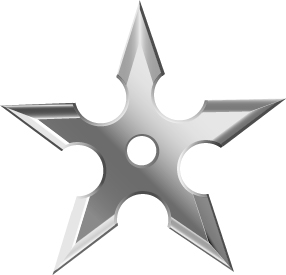 Star, vector image, Illustrator