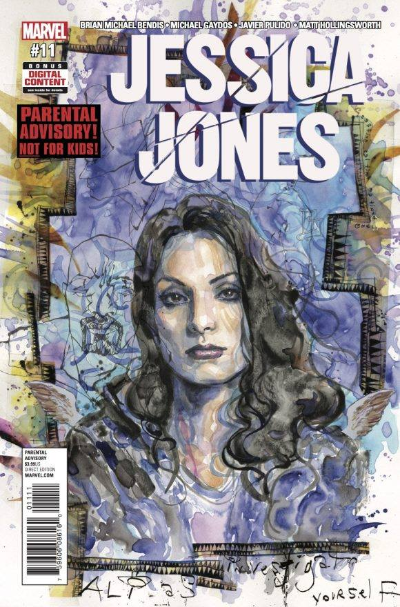 david-w-mack-jessica-jones-marvel-cover-art