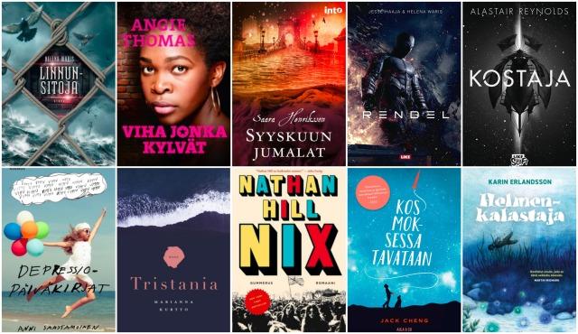 new-releases-in-finland-2017-uutuuskirjoja