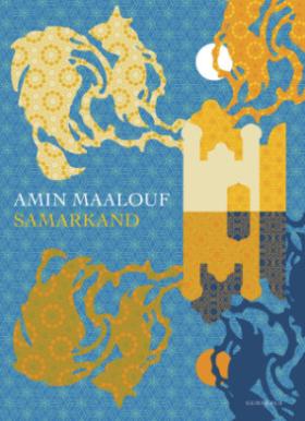 Amin Maalouf Samarkand kirjan kansi