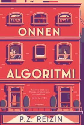 onnen algoritmi -kirjan kansi