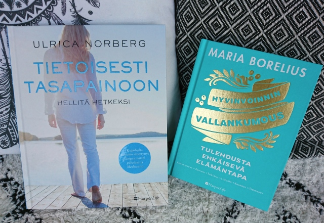 new books byt ulrica norberg and maria borelius